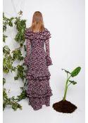 ASTER PURPLE DRESS